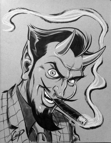 smokingdevil